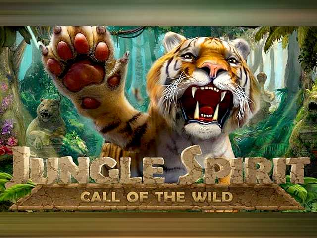Jungle Spirit: Call Of The Wild – онлайн автомат от NetEnt